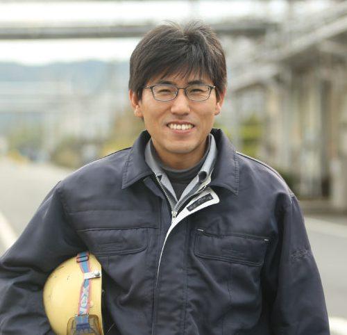 【先輩社員インタビュー】三新化学工業株式会社