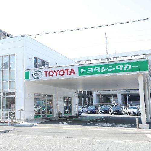 株式会社トヨタレンタリース山口